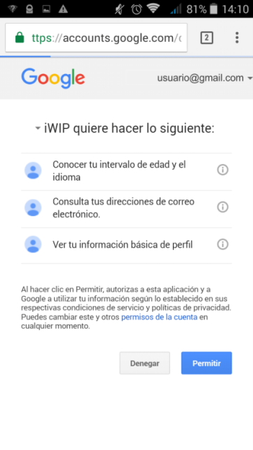 control redes wi-fi